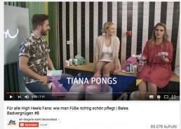Tiana Pongs - Balea