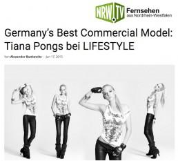 Tiana Pongs - NRW TV Lifestyle