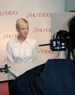 Tiana Pongs - Shiseido