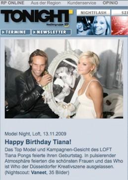 Tiana Pongs & Stefan Kögel - Tonight