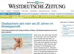 Tiana Pongs - Westdeutsche Zeitung