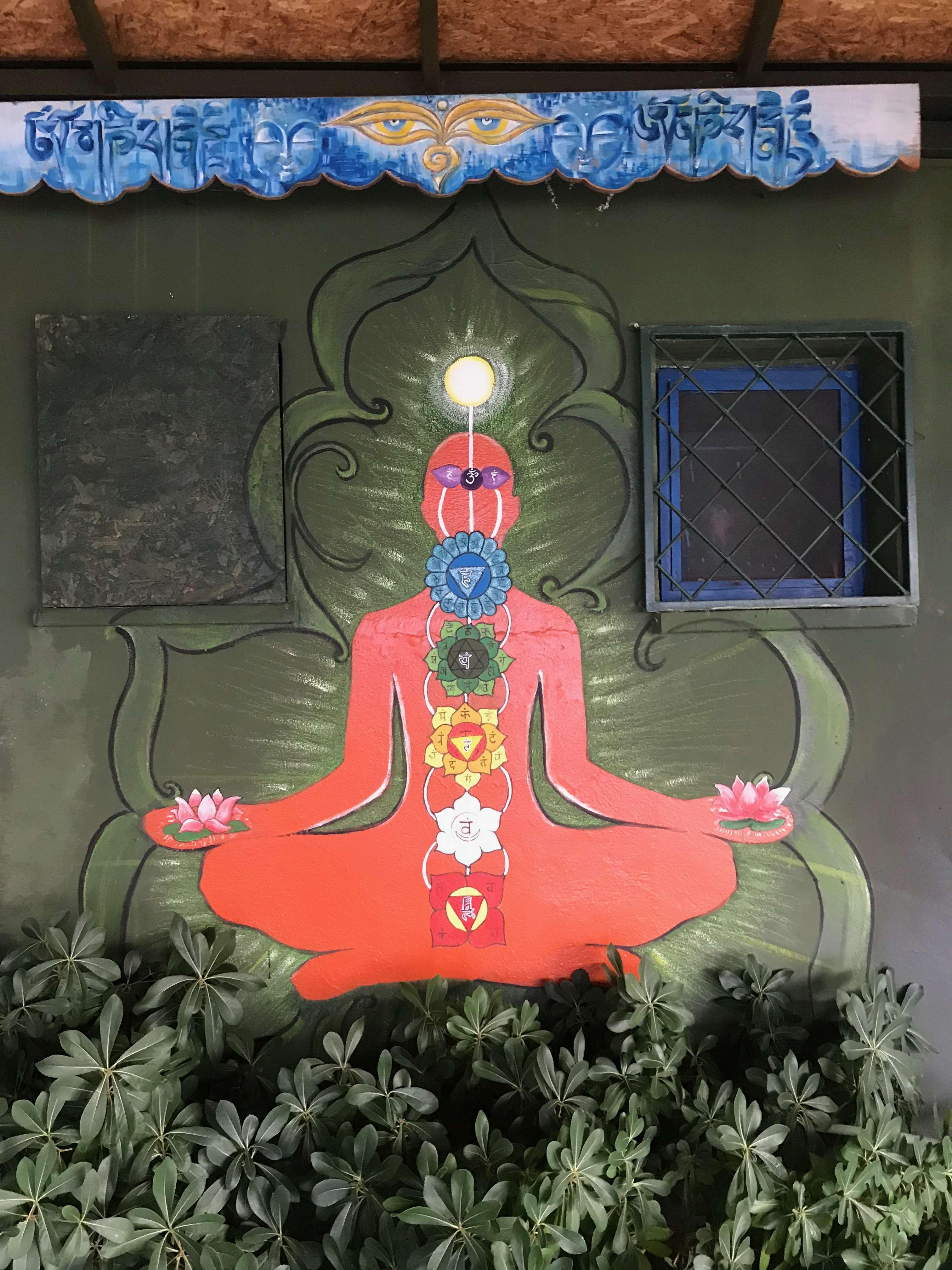 Tiana Pongs Yuva Yoga